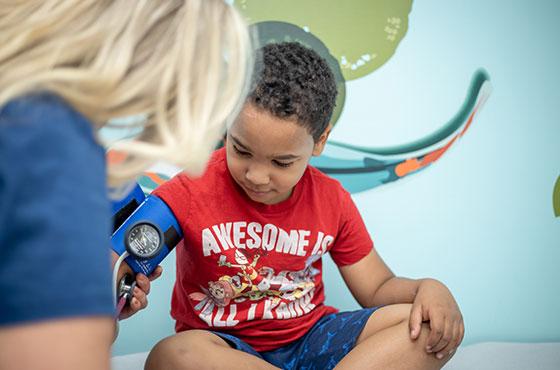 West End Pediatrics Gallery - Pediatric Partners of Virginia